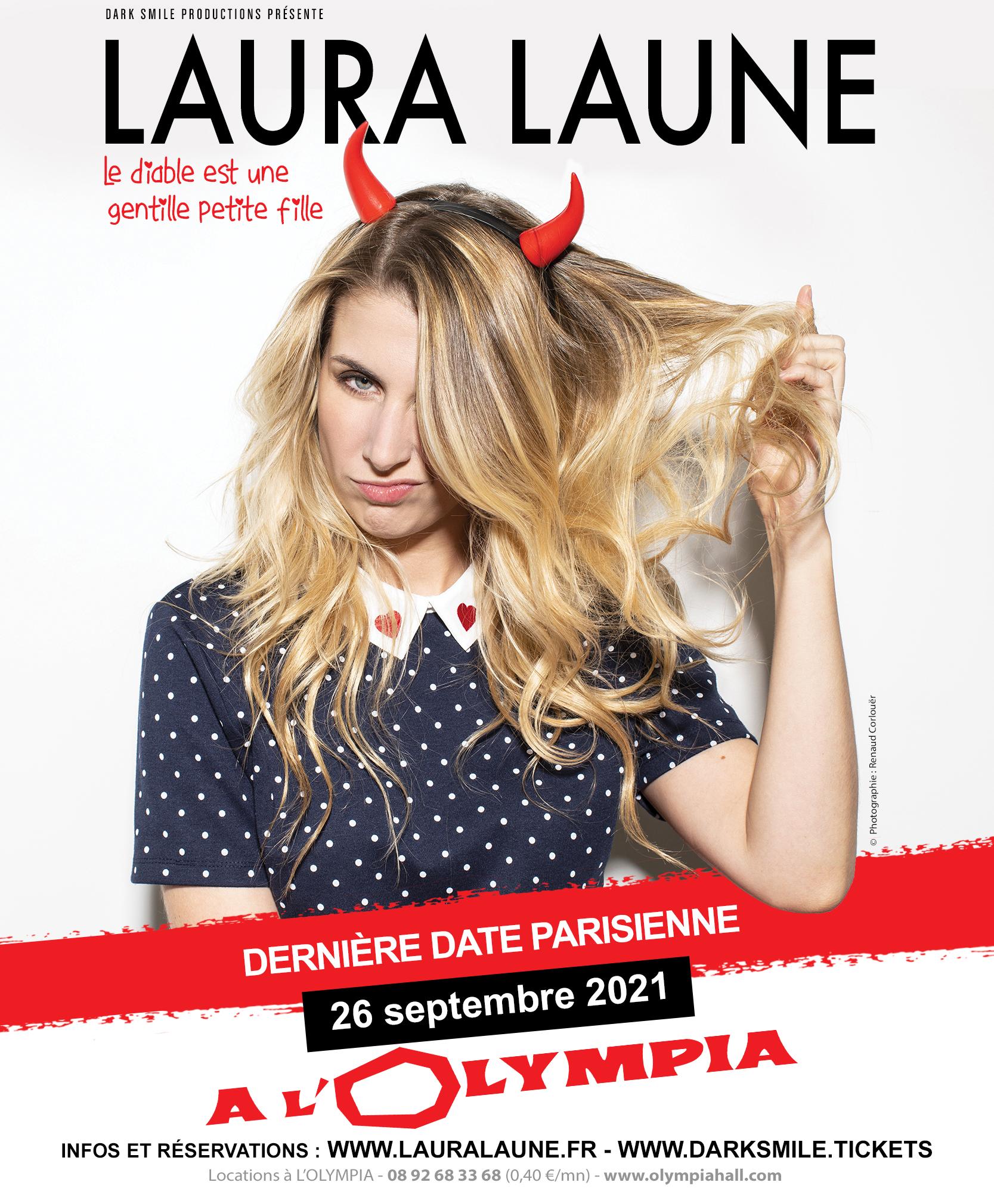 Laura Laune Paris Olympia